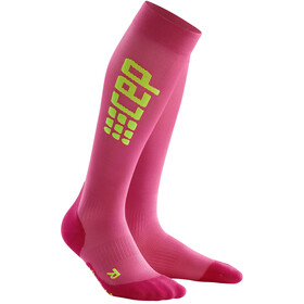 cep Pro+ Run Ultralight Socks Women, electric pink/green